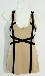 Nude Bathing Suit Top Cover